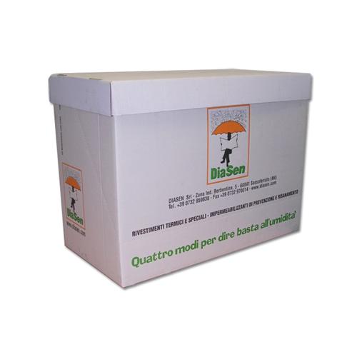 PAL-BOX 80×120 O 60×80 Con Coperchio Fustellato A Perdere